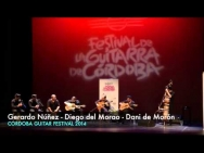 Dani de Morón with Gerardo Nuñez and Diego del Morao Trio